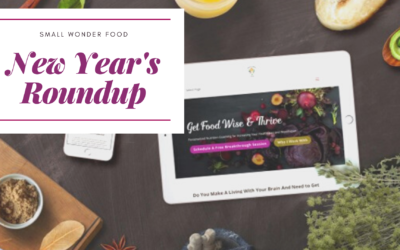 Resources for Redefining Food In the New Year
