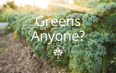 Greens Anyone?